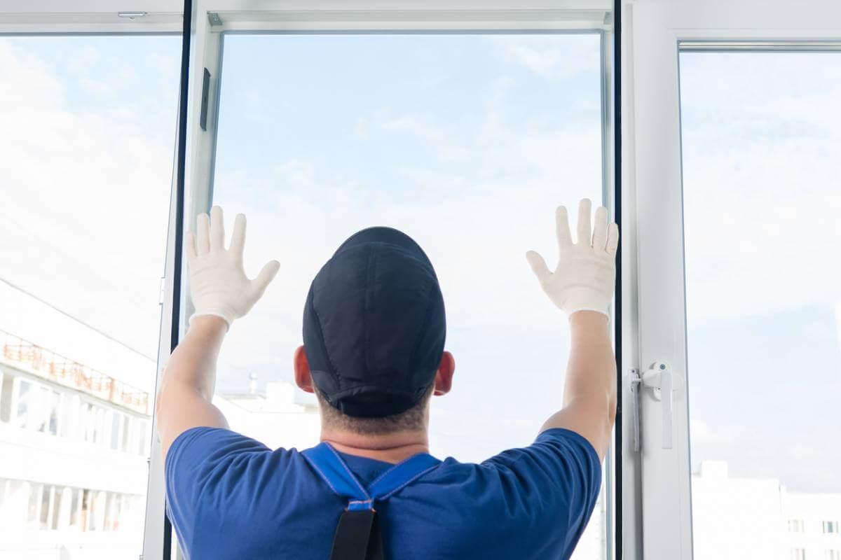 Réparation fenêtre